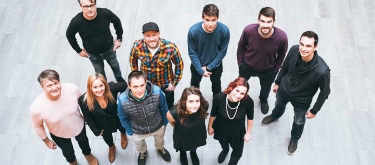 Fnalisté, kteří se představí na Startup Show 2019