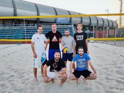 Turnaj v beach volejbalu