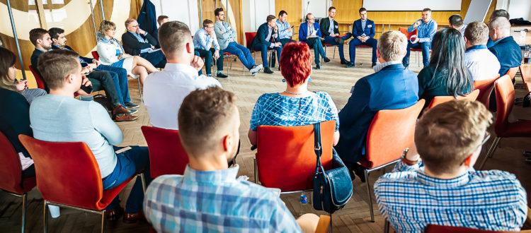 Další podnikatelské besedy Mezi podnikateli se uskuteční 30. a 31. října v Imperial Hotelu Ostrava.