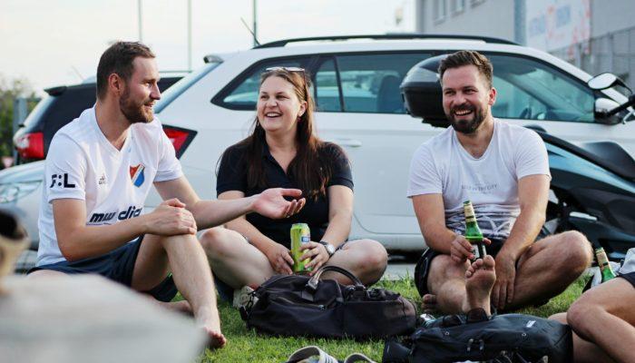 Networkingový turnaj v beach volejbalu